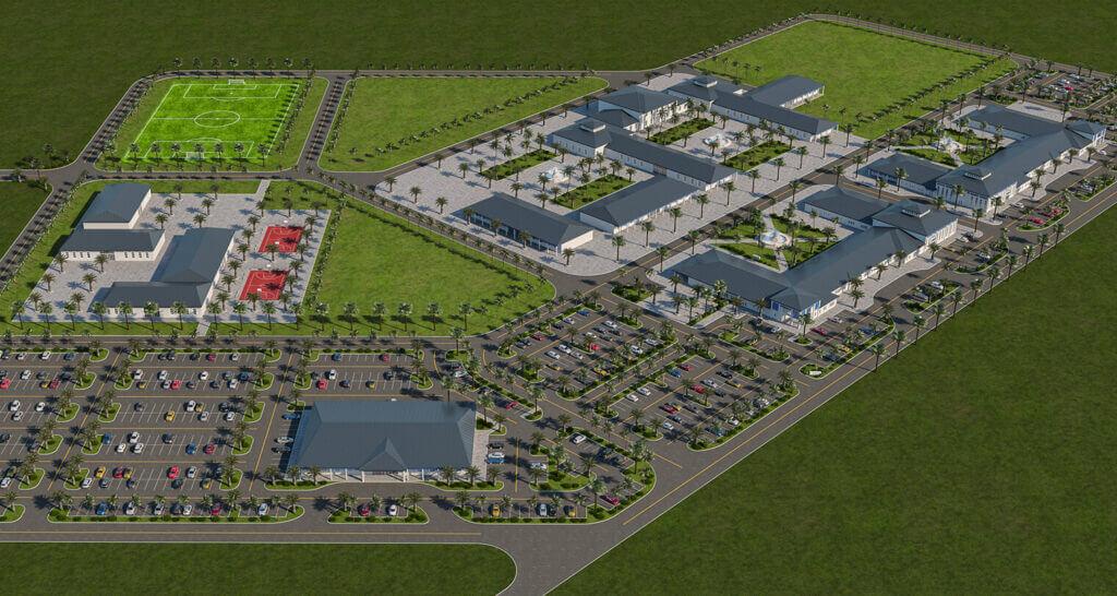 Western Atlantic University School of Medicine (WAUSM) Freeport Campus